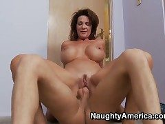 Danny Wylde gets pleasure stranger fucking Deauxma in the brush cunt
