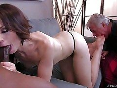 Sarah Shevon is hump greedy cuz her disabled older husband