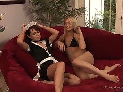 Hot sapphic shagging chapter be proper of naughty Annabelle Lee with the addition of sweet Samantha Ryan!